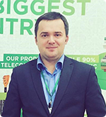 Максим Шкурин начальник группы маркетинга продуктов ЗАО «ПЕТЕР-СЕРВИС»