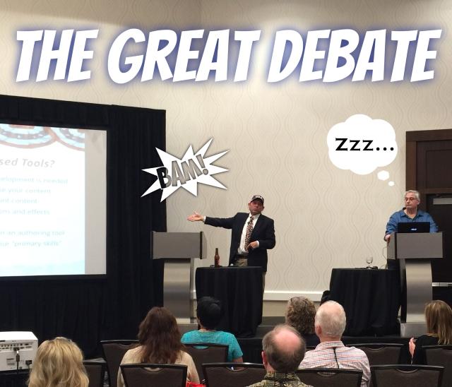 Дебаты экспертов e-Learning