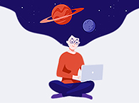 Как создавался курс Россия и космос