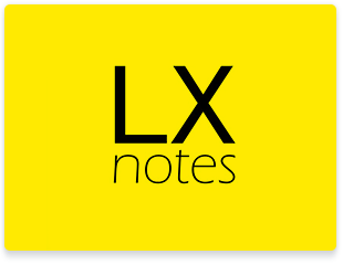 LX notes